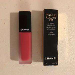Chanel Rouge Allure Ink Matte Liquid Lip color 150